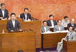 インクルーシブ教育についての討論を行う飯田