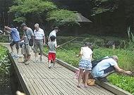 ザリガニ捕獲大作戦
