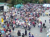 26日に宮前区民祭