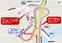 12月12日午前4時、第三京浜港北ICの入口を変更