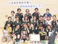 西野川クラブが2連覇