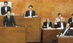 県議会でPCB処理の論戦