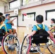 車椅子アメフトに挑戦