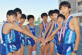 チーム一丸で神奈川県1位の座を狙う