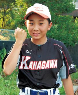 県選抜チームで全国大会に挑む小坂さん