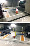 駐車場、2年間塩漬け