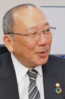 浜田代表取締役社長