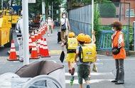 交通ルールを守って夏を楽しく安全に