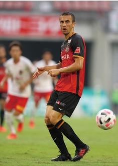 名古屋からの新加入が決まり、活躍が期待されるシミッチ選手©N.G.E