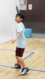 池田君(宮前平小5年)スカッシュでアジアランキング1位