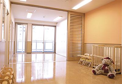 センター北の横浜市病児保育室