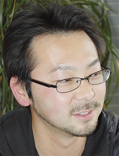 米司 隆明さん