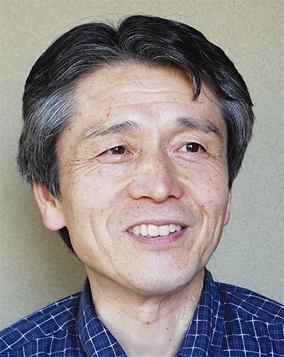 吉岡 昇さん