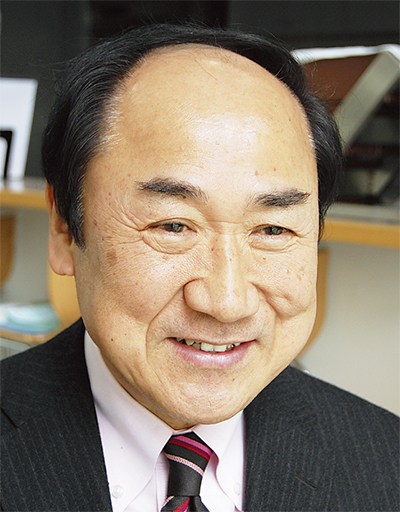 山口 定男さん