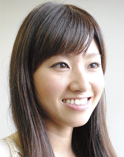 前田 沙耶香さん