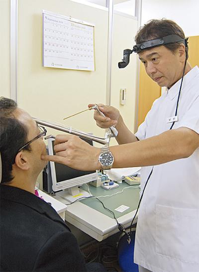 花粉症対策は今から計画的に鼻水・鼻づまりに高い効果の『レーザー治療』