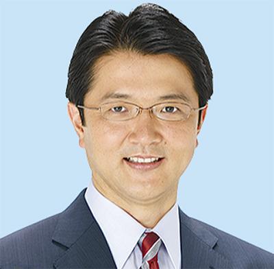 秀嶋氏が出馬表明