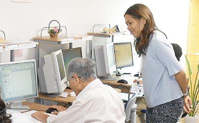 鷺沼で人気 『パソコン市民IT講座』