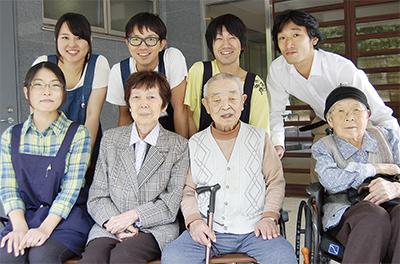 最短1カ月から利用可能入居一時金0円の介護施設