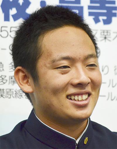 松井 裕樹さん