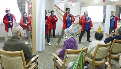 グループホーム『ミモザ川崎神木本町』