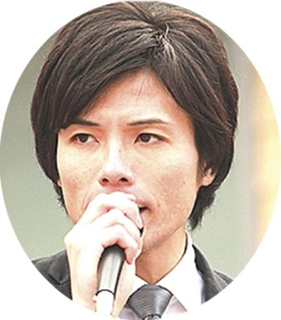 竹田氏 webで情報発信