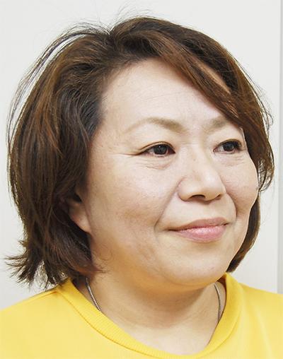 石山 聡子さん