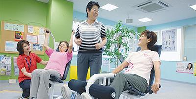 女性だけの30分健康体操いよいよ来週15日(火)オープン