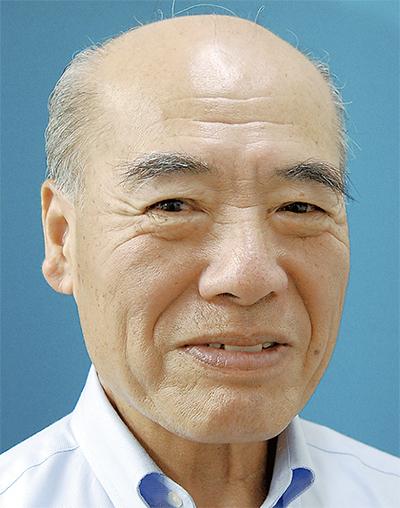 篠田 勝夫さん