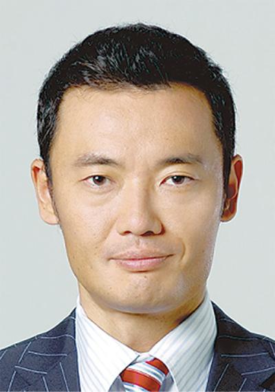 中田氏、18区で始動溝口に事務所開設