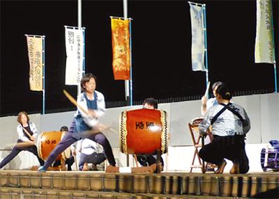 宮前太鼓の祭典