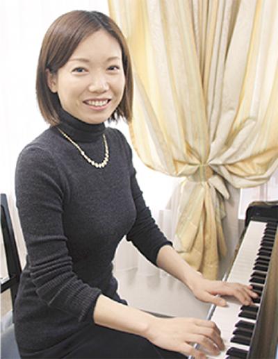 シニア世代のピアノ