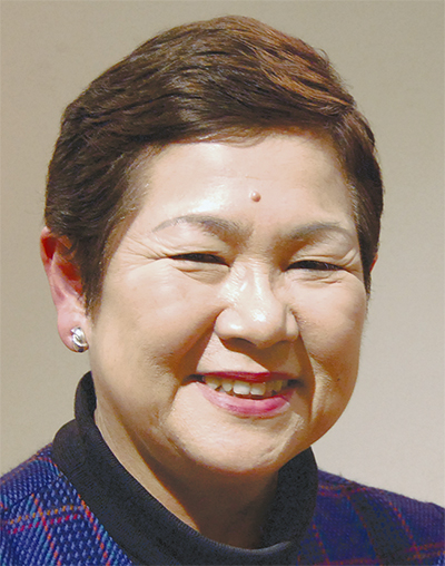 太田公子(きみこ)さん