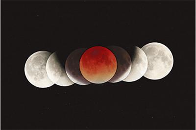 月食をみよう