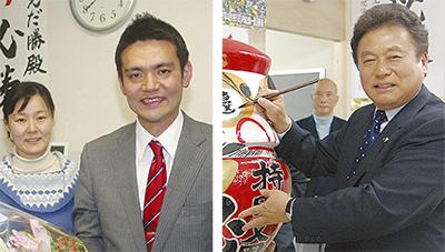 県会は持田氏トップ当選