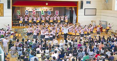 野川で20回目の音楽祭