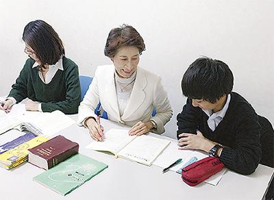 私立中高一貫校生の英語・数学専門塾