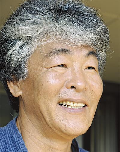 中本 賢さん