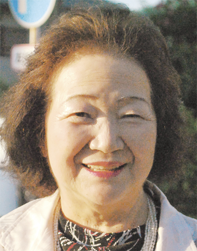 益子 久美子さん