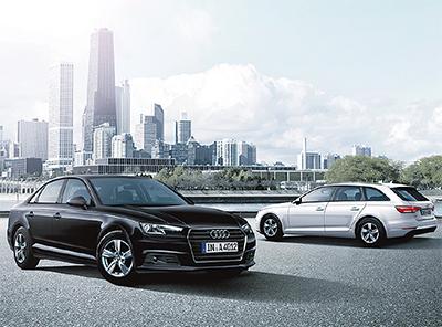 新型A4に1.4リットルモデルがラインナップ