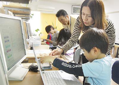 小学生から始めるロボットプログラミング教室