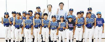 花の台W(ウィングス)、東日本大会へ