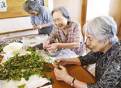 宮前の高齢者グループホーム