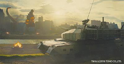 川崎ゆかりゴジラ上映
