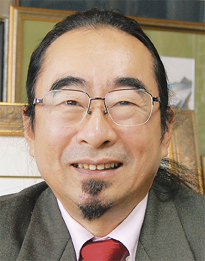 大野 龍太郎さん(本名 賢司)