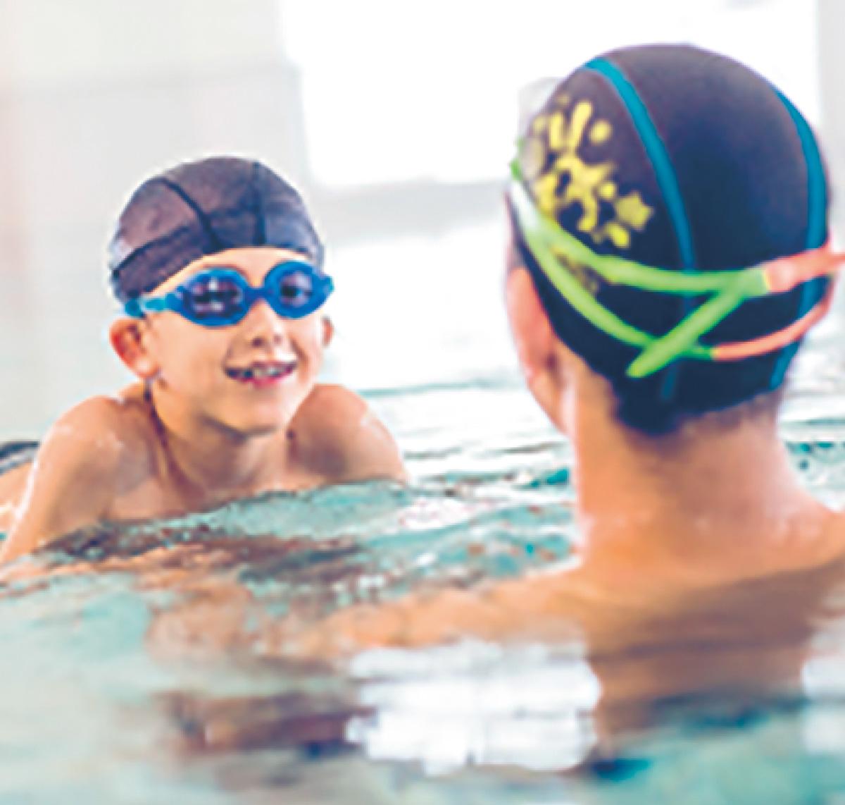 短期間で水泳上達できる?