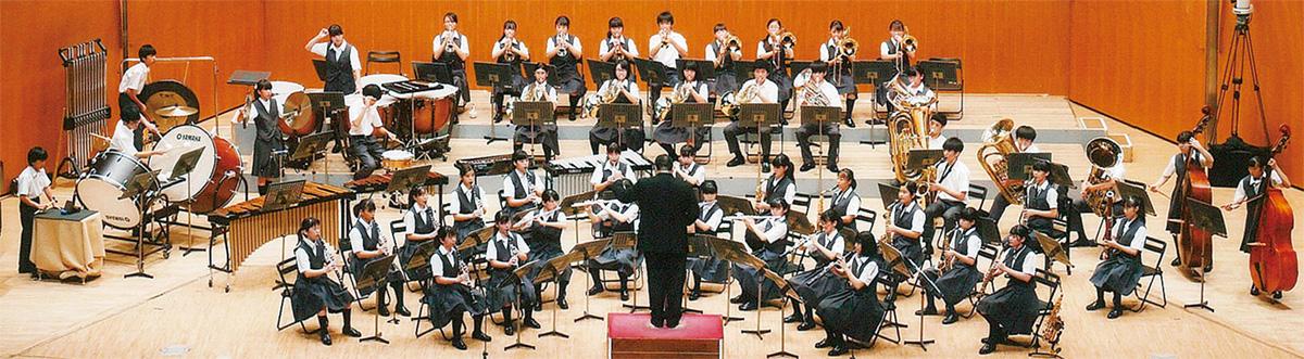 東関東大会で初演奏披露
