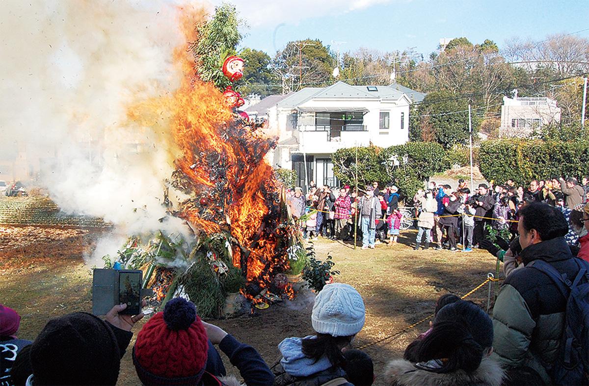 昨年の東名犬蔵公園の様子