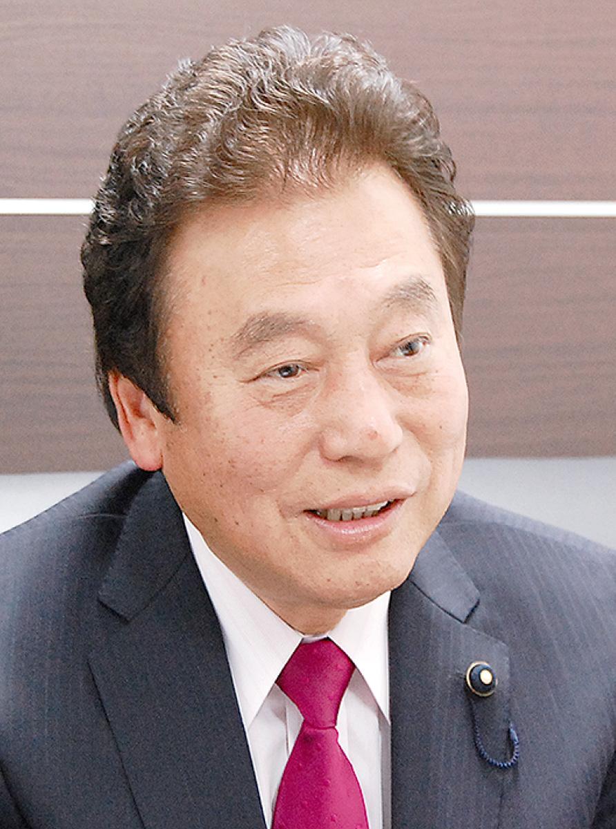持田文男県議会議員