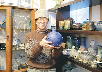 「気軽にお越し下さい」と店主の永田さん